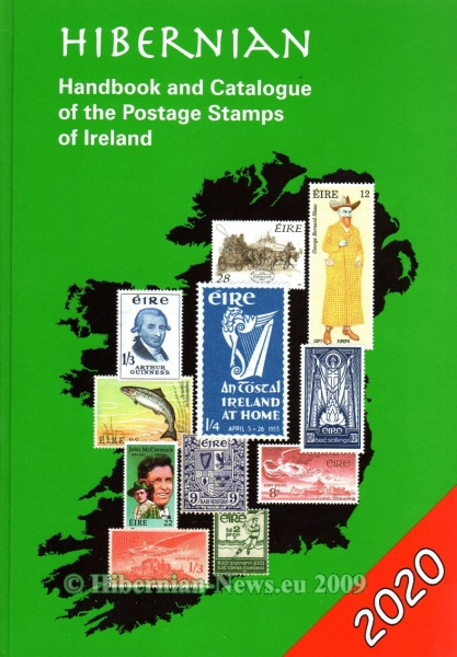 2020 Hibernian Handbook and Catalogue of the Postage Stamps of Ireland