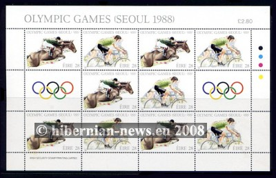 1988 Olympics **