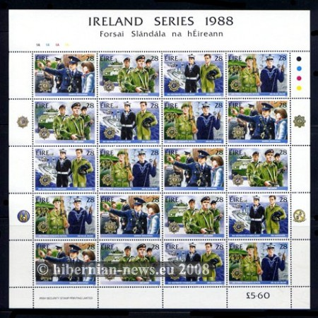 1988 Defence Forces **
