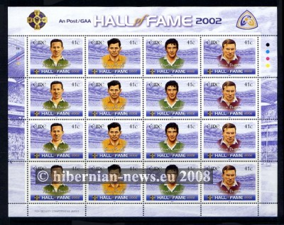 2002 GAA Hall of Fame **
