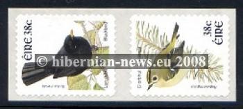 2002 Birds 38c **