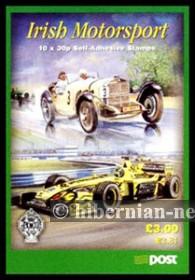 2001 £3 Motor Sport s/a **