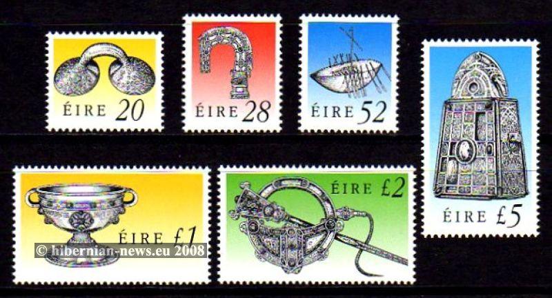 1995 Enschedé 20p to £5 **