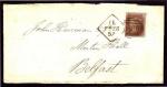 1857 EL with clear Dublin Spoon
