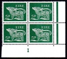 1968-70 Gerl £sd series, 5d dog on gum arabic