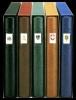 Lindner binder 1104 (brown)