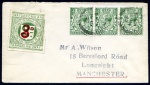 Waterford & Tramore Railway, 1920 2d green