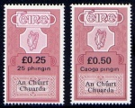 Circuit Court, ca. 1980 £0.25 and £0.50