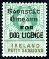 Dog Licence, 1922 (?)