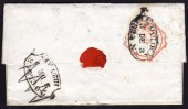 1825 EL with zig-zag cancel on Dublin PP