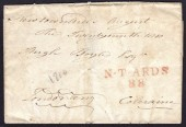 1810 Wrapper with very fine N-T-ARDS / 88